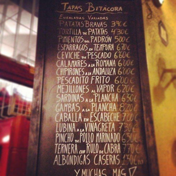 recommandation restaurant barcelone