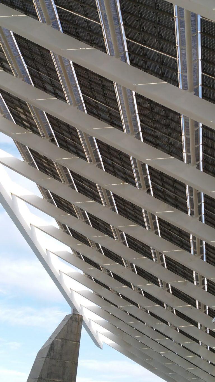 panneau solaire barcelone 2