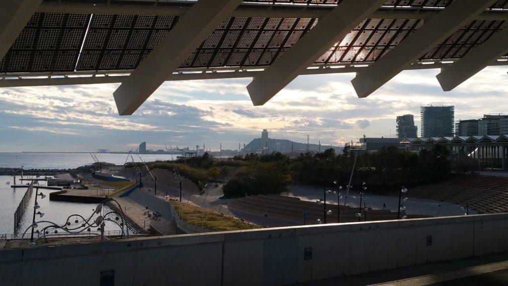 panneau solaire barcelone 3