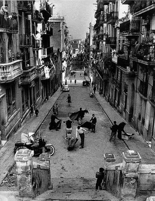 Visite en français de Poble Sec à Barcelone