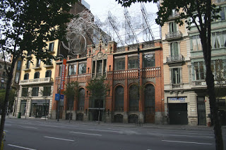 Fondation Tapies Barcelone