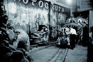 Le club Apolo, discothèque de Barcelone