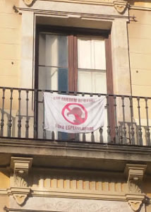 Spéculation immobilière Barcelone