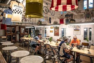 Eroica café vélo barcelone