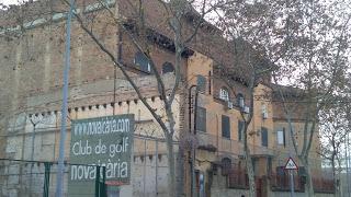 Prison de femme à Barcelone