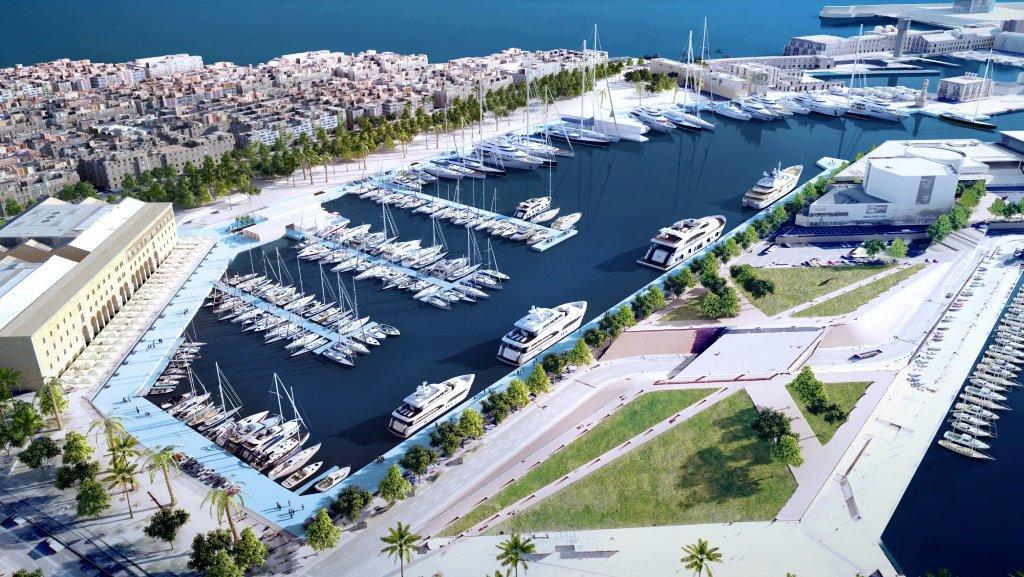 Marina Port de barcelone corruption
