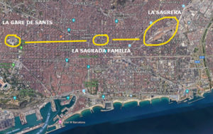La gare de la Sagrera de Barcelone