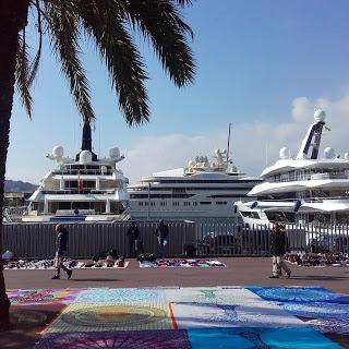 Le port de Barcelone spéculation