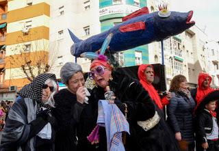 Carnaval de barcelone