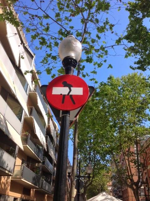 StreetArt Barcelone