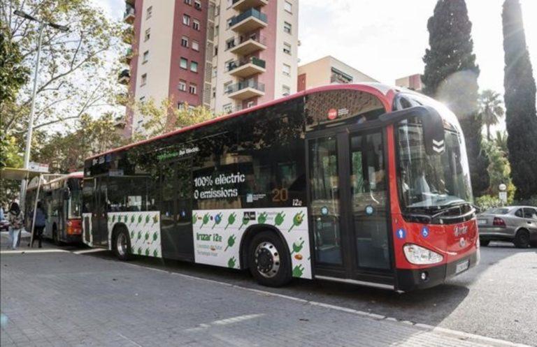 les transports publics à barcelone
