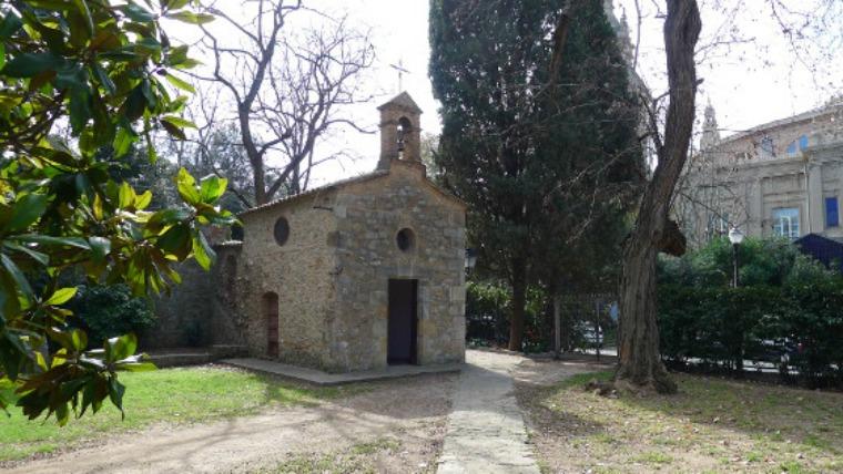 Ermitage de Santa Madrona à Montjuïc