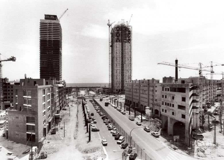 l'église olympique barcelone 1992