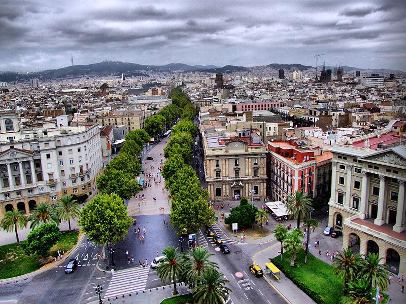 4 jours à Barcelone