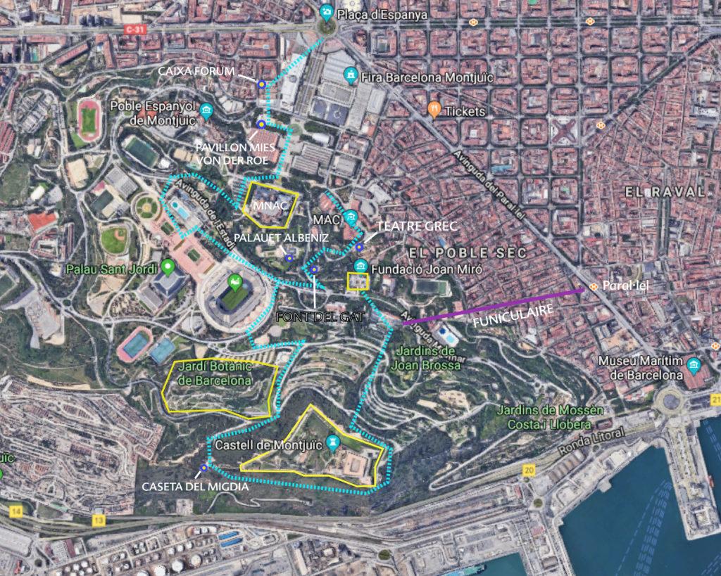 Que faire à Barcelone en 4 jours?