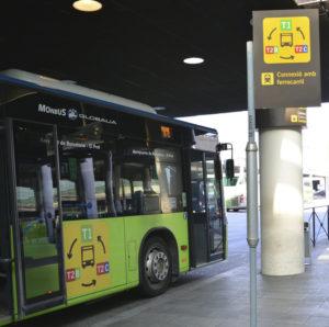 comment aller de l'aéroport au centre de Barcelone