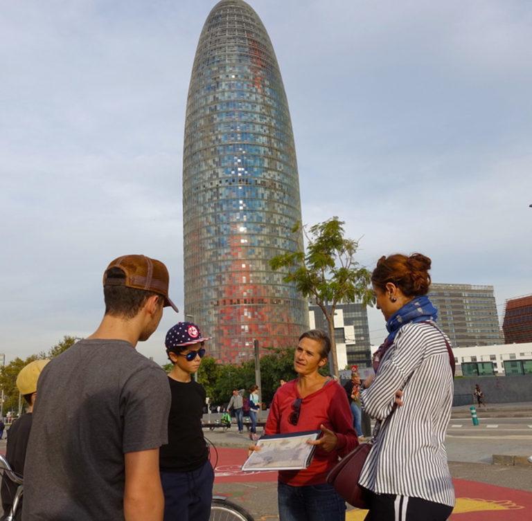 que faire avec des enfants à barcelone?