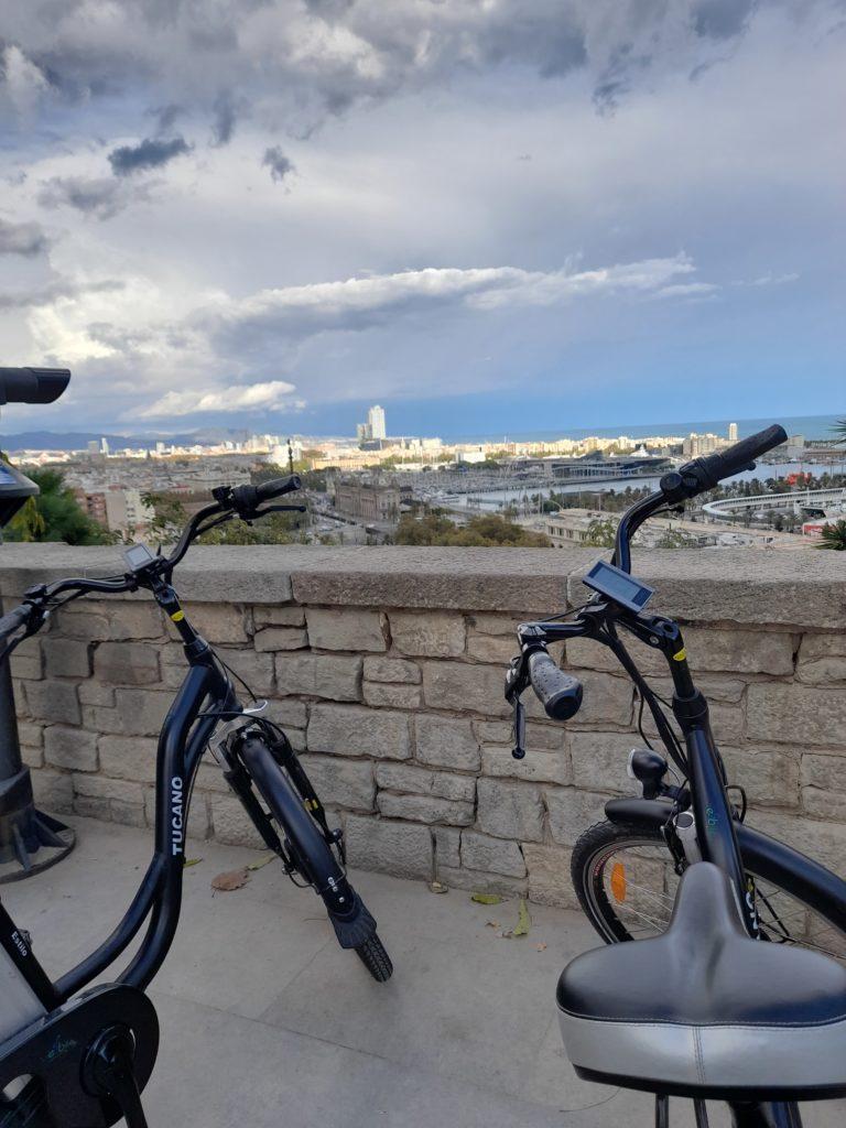 Barcelone ebike