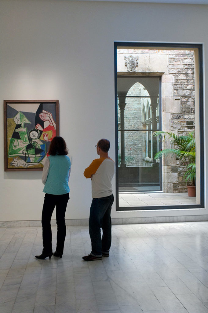 musée Picasso Barcelone