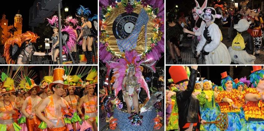 carnaval sitges barcelone