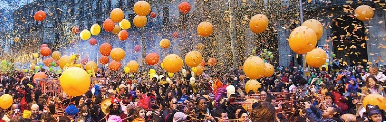 carnaval barcelone