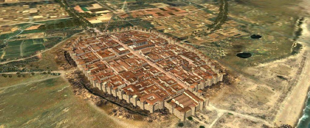fondation et origine de barcelone